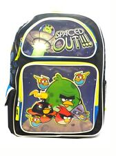 "ANGRY BIRDS 16"" inches Large Backpack For Kid BRAND NEW Licensed - Spaced Out !"