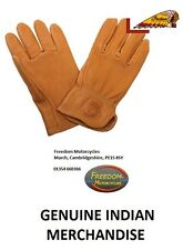 INDIAN MOTORCYCLE - Gloves - Deerskin - ... XL   only Freedom Motorcycles