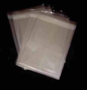 "1000 - C5 Cello Bags 10½""x 7¾"" ( 265mm x 198mm ) code 90  Peel / Seal -115"