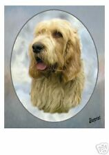 Otterhound Mousemat Design by Starprint - Auto combined postage