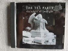 The Tea Party CDs Edges Of Twilight Trasmission Hard Prog Rock Industrial Lot