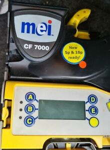 Coin mechanism Mei mdb CF7000 ⭐️⭐️⭐️⭐️⭐