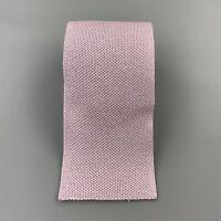 HERMES Pastel Lavender Woven Silk Tie