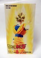 Dragon Ball Z SON GOKU Medicom Toy RAH Real Action Heroes Figure Japan NEW