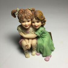 Expressions Of Love Demdaco Best Of Friends Small Ceramaic Figurine