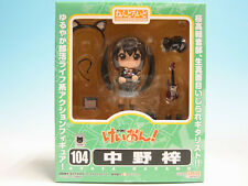 Nendoroid 104 Azusa Nakano K-on! Secondary shipments Good Smile Company