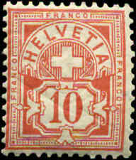 Switzerland Scott #73a Mint
