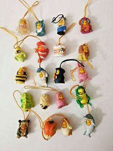 20 Winnie Pooh Animal Wear Halloween ip & Ciop Titty collection Tomy Danglers