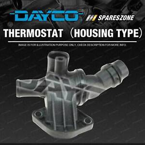Dayco Thermostat for Audi A3 8P 2.0L 4 cyl 110kW Housing Type inc seal