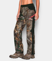 Under Armour Womens Scent Control Camo Hunting Pants Sz 4, 8,12,14 MSRP $179.99