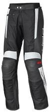 NEU HELD Takano Lederhose Leder-Textilhose Kurz Gr. 27 weiß schwarz Motorradhose