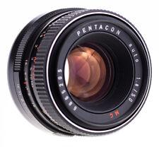 Carl Zeiss Pentacon Auto 50 mm f 1,8 RED MC mit M42 Anschluss SN:6865205