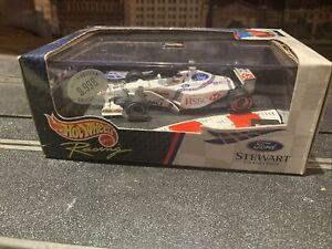 Rubens Barichello Stewart Ford F1 Car 1/43