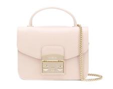 NWT Furla Metropolis Mini Top Handle Bag Dalia 993829