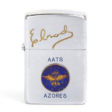 """Original U.S. Vietnam War Era Windproof Lighter by """"Penguin"""" - Azores AATS"""