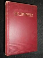 Lord Lytton (Edward Bulwer) - The Disowned - c1890 - Vintage Novel, Victorian HB