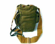 Vintage Russian/USSR GP-5 Canvas Haversack Gas Mask Carrier Bag 70s-90s Military