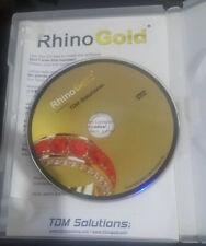 RhinoGold 6.6 Pro - Jewellery Design Software - Gemvision