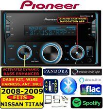 FITS 2008-2009 NISSAN TITAN BLUETOOTH USB AUX CAR RADIO STEREO PKG
