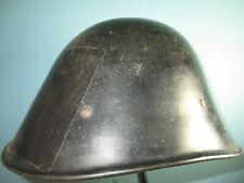 Dutch M38 KNIL helmet ersatz liner WW2 civil casque stahlhelm casco 胄 шлем japan