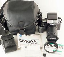 MINOLTA DYNAX 5000i, 35mm FILM CAMERA KIT