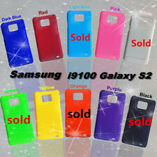 2x Mesh Hard Case Cover for SAMSUNG i9100 Galaxy S 2