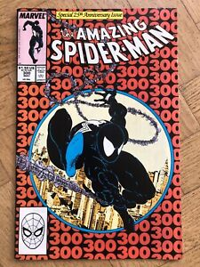 The Amazing Spider-Man 300 Marvel Comic 1988