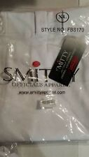 Smitty Officials Apparel Shorts XL FBS170 White for Sports Adams USA NEW
