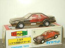 Toyota Soarer 2000GT Turbo - Diapet H-1 Japan 1:40 in Box *41580