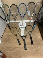 Ultimate Lot Tennis Racquets (racket) Volkl, Babilat, Wilson, Prince, Head, ++++