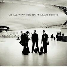 """U2 """"ALL THAT YOU CAN'T LEAVE BEHIND"""" CD NEW!"""