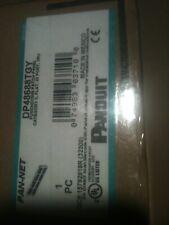 Panduit DP48688TGY 48 port cat 6 patch panel NEW in box