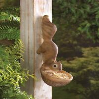 Songbird Valley Scurrying Squirrel Birdfeeder