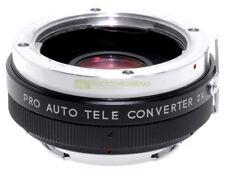 Minolta MD moltiplicatore di focale 2x Pro Auto Tele Converter.
