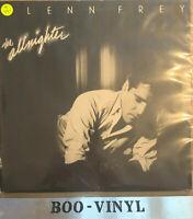 "Glenn Frey – 'The Allnighter' 12"" vinyl album LP. 1984 UK VG+ Con"