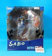 Sabo Statue One Piece Figuarts Zero Bandai Sealed in Box