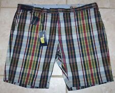 NWT $89.50 Polo Ralph Lauren Plaid Slim Fit Men's Shorts Size 40