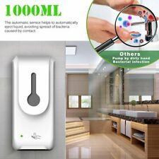 Touchless Automatic Soap Dispenser Sensor Mist Spray Hand Disinfection 1000ML