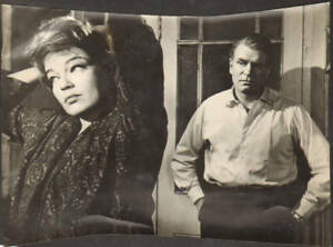 Photo Term of Trial Laurence Olivier Simone Signoret 1962 Peter Glenville