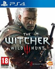 THE WITCHER 3 para PS4 en CASTELLANO - ENTREGA HOY