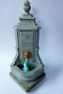 King & Country SP057 - Fontaine d'angle - Corner foutain - Lot 2