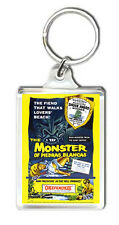 THE MONSTER OF PIEDRAS BLANCAS 1959 KEYRING LLAVERO