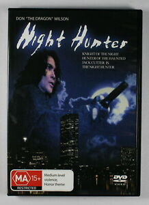 Night Hunter DVD FREE POST