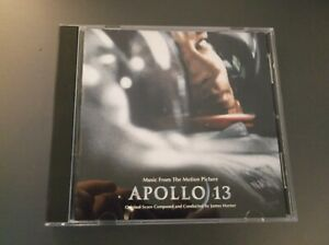 Apollo 13 [Music from the Motion Picture] James Horner (CD, Jun-1995, MCA) MINT