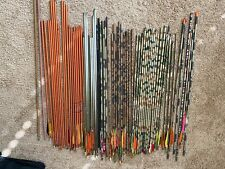 Lot of 70 (Most Are) Easton Aluminum Arrow Shafts 30� And Other Lengths Used