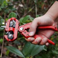 Outil de greffage surdimensionné / sécateur pour branches et vignes en