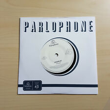 "Coldplay Midnight limited etched vinyl 7"" Single"
