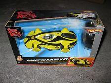 Speed Racer Radio Control- Racer X-Yellow Black Car