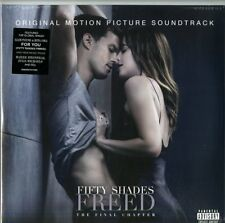 O.S.T. FIFTY SHADES FREED THE FINAL CHAPTER DOUBLE VINYLE LP NEUF SCELLÉ