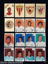 LOTE 16 CROMOS FUTBOL ALBUM MAGA 1978-79